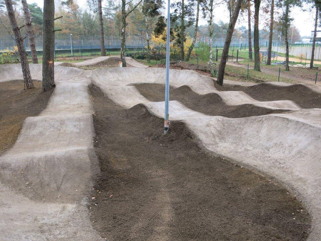 Le PumpTrack de Zolder