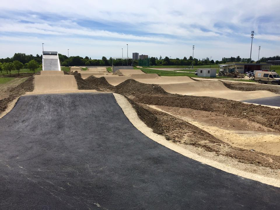 Bourges BMX - Piste Supercross