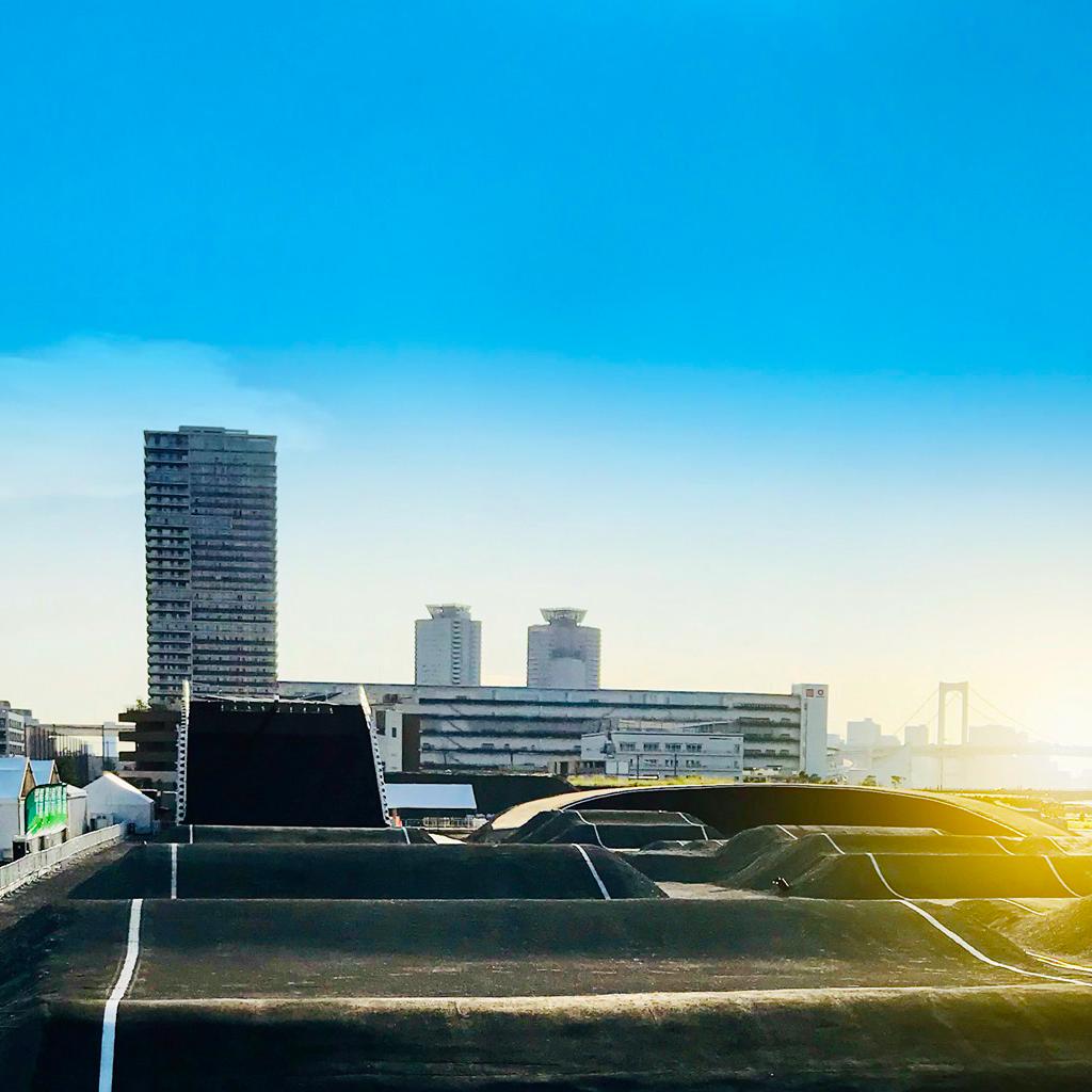 piste BMX de Tokyo 2020