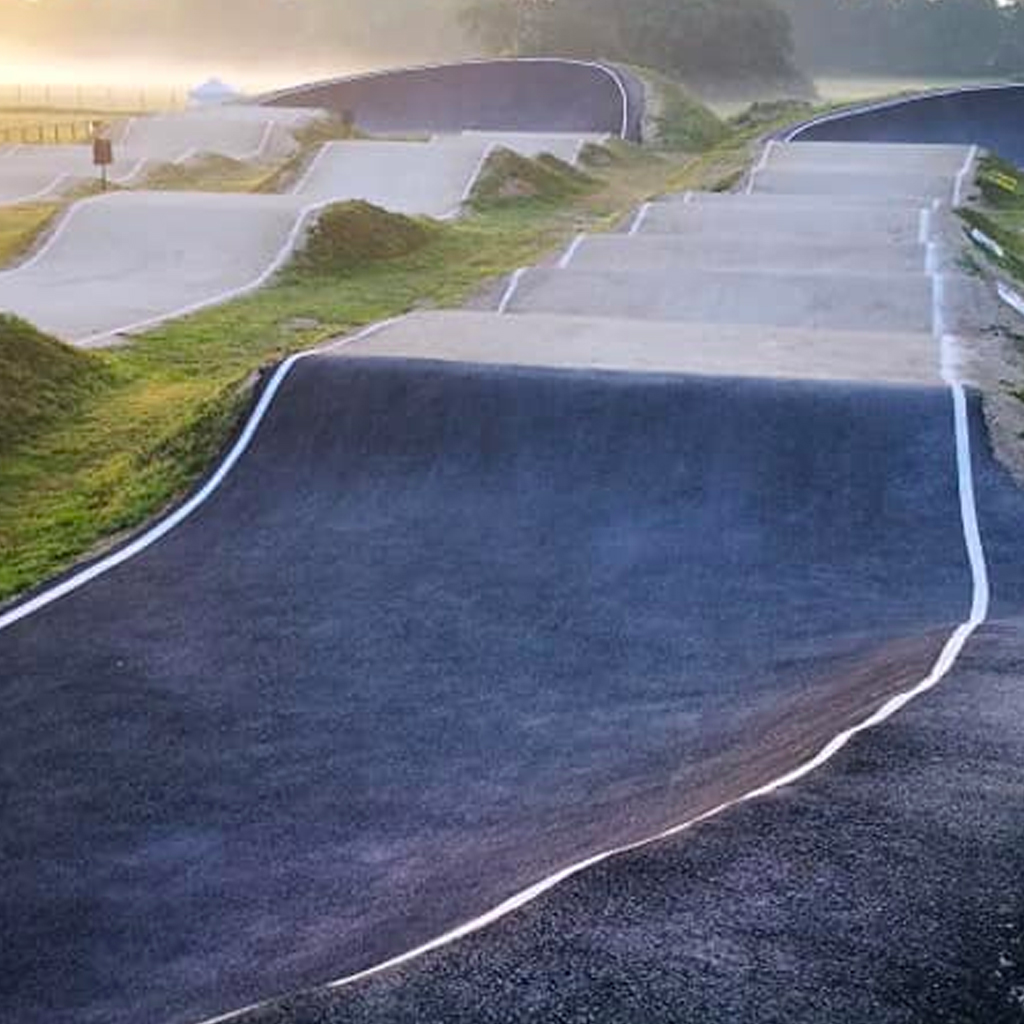 BMX track of Nogent le Roi
